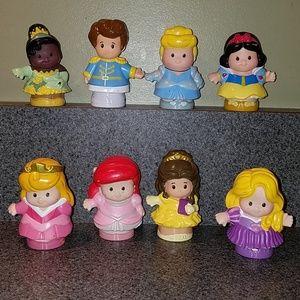Disney Little People